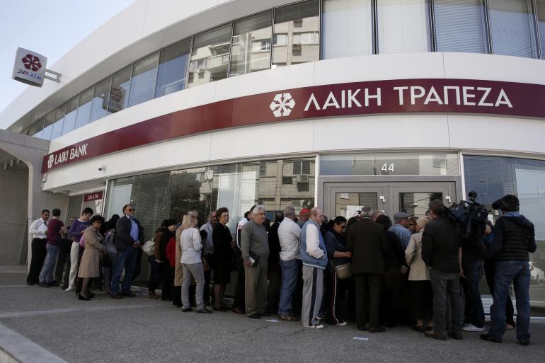 Cyprus bank 10k run, 2013