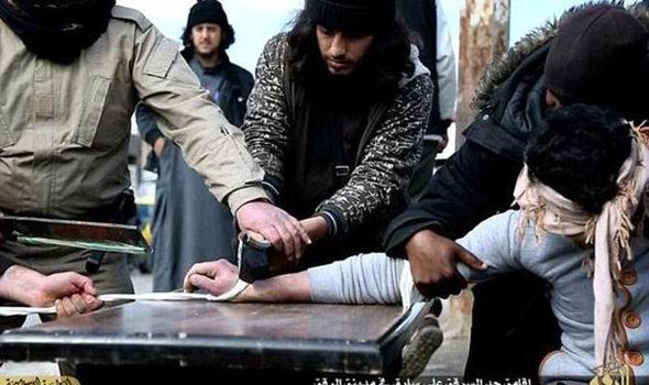 ISIS 'justice'