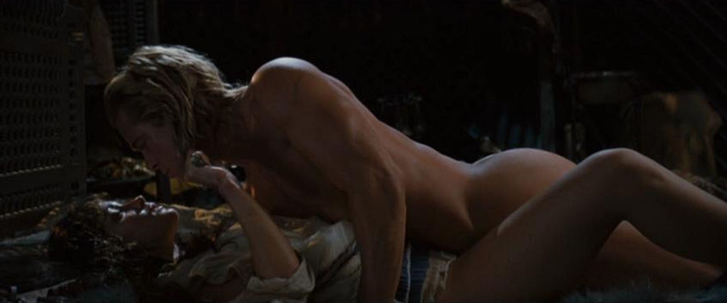brad pitt nude troy director's cut