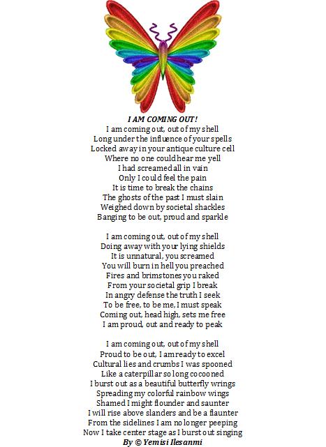 Free bisexual poetry