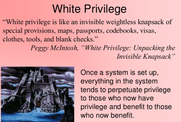 white privilege in american society essay • what are some examples of colorism within today's overall american society white privilege write a 350- to 700-word essay comparing and contrasting white.