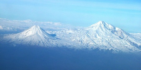 Lesser & Greater Ararat