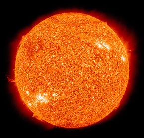 The Sun by NASA's SoHo